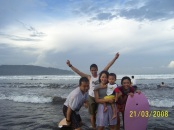 Holiday in Pangandaran
