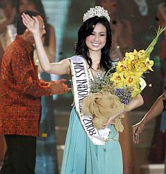 Malam Puncak Pemilihan Miss Indonesia 2009