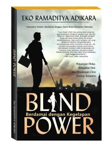 Buku BLIND POWER by Eko Ramaditya