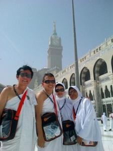 Umroh 2012 dengan Percikan Iman