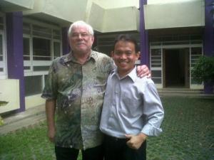 Hery Azwan & John Hunt