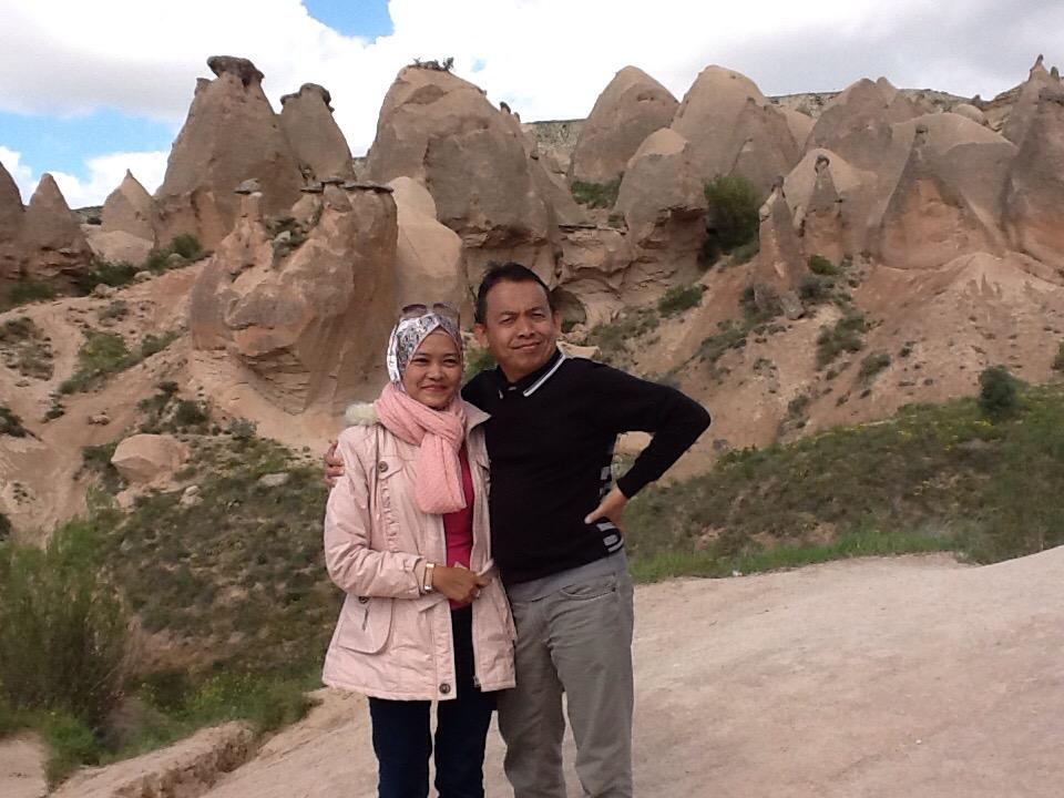 Tour Merah Cappadocia (Liburan di Turki#13)