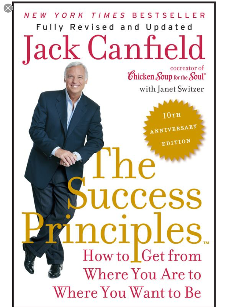 Bedah Buku 'The Success Principles'