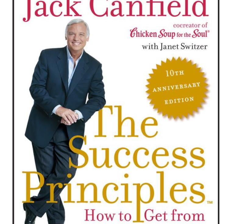 Bedah Buku 'The Success Principles'