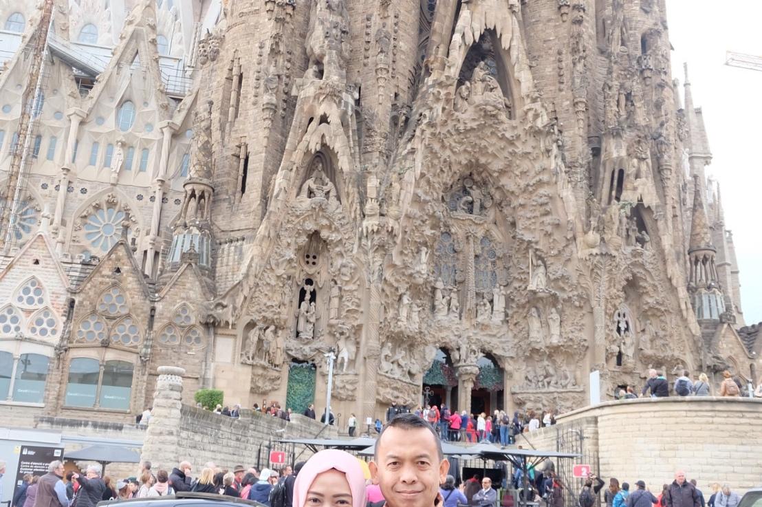 Imigran Muslim di JantungEropa