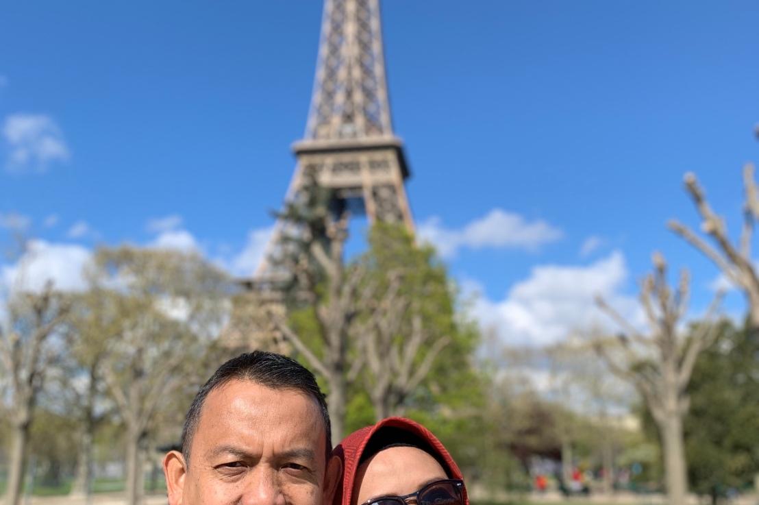 Kecopetan di Paris